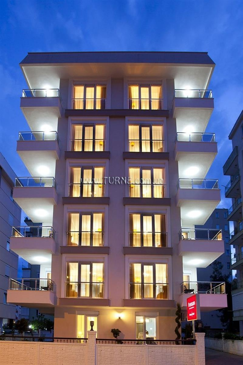 Фото Room Hotel Antalya 3*