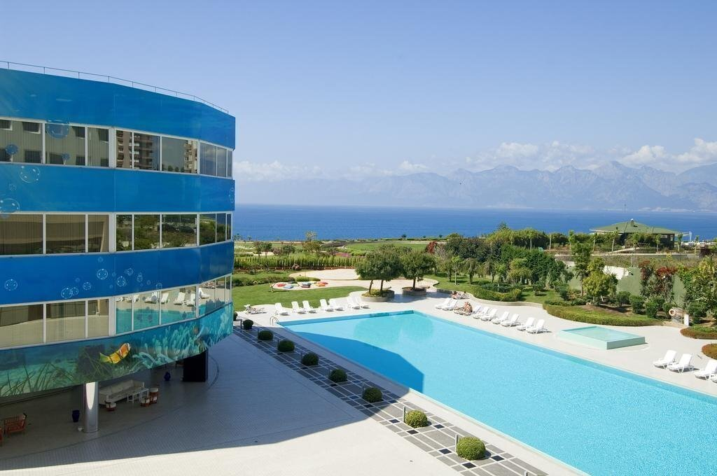 Фото The Marmara Antalya 5*