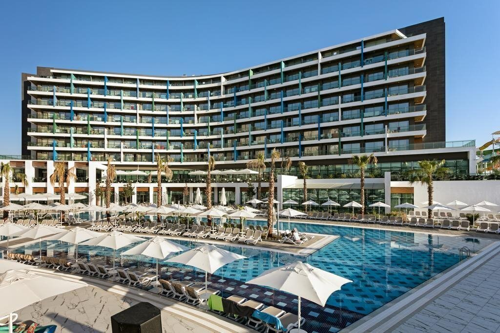 Фото Wind Of Lara Hotel & Spa 5*