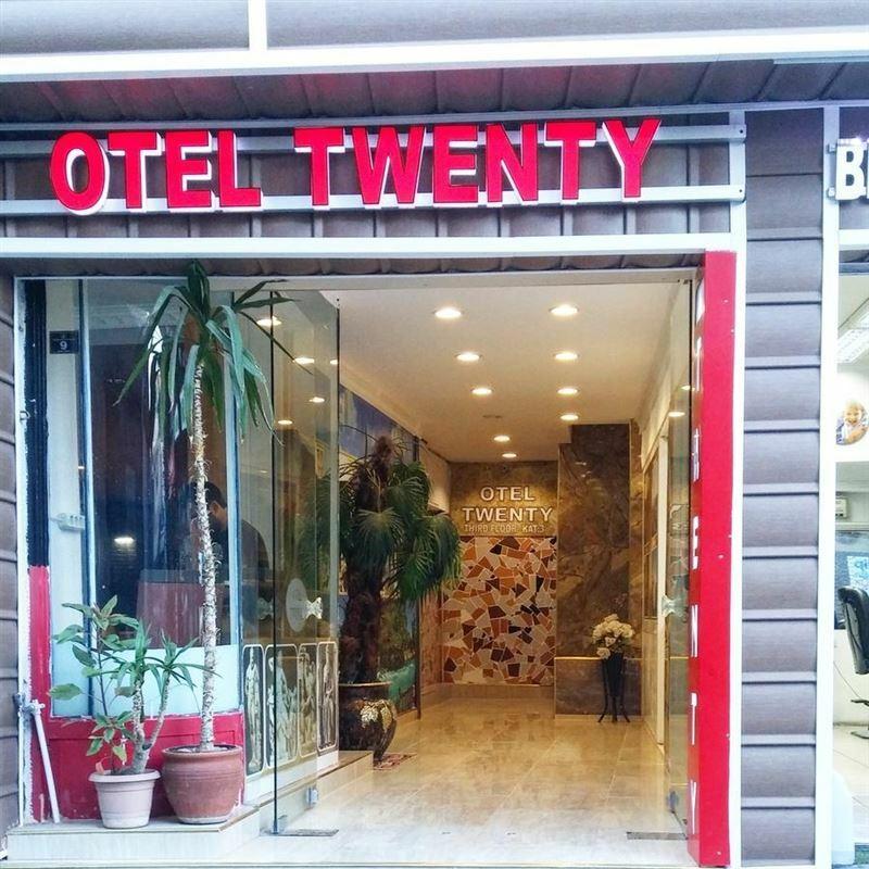 Фото Twenty Hotel 3*