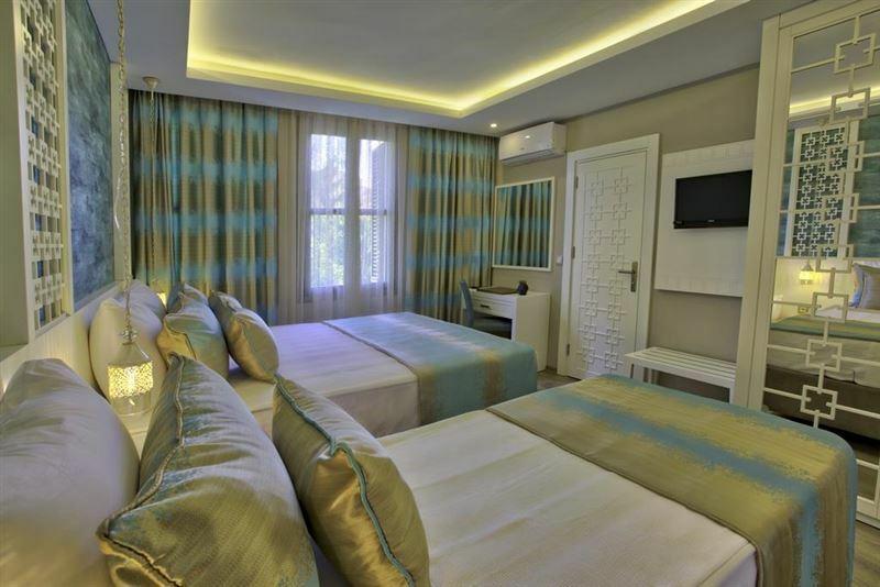 Route Hotel Анталия