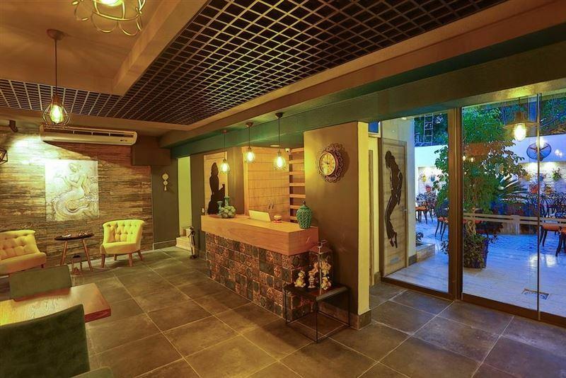 Отель Route Hotel Турция Анталия
