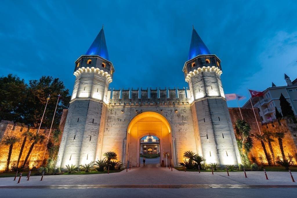 Фото World Of Wonders Topkapi Palace 5*
