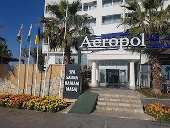 Acropol Beach Hotel 3*, Турция, Анталия