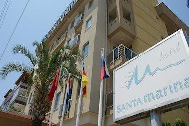 Santa Marina 4*, Турция, Анталия