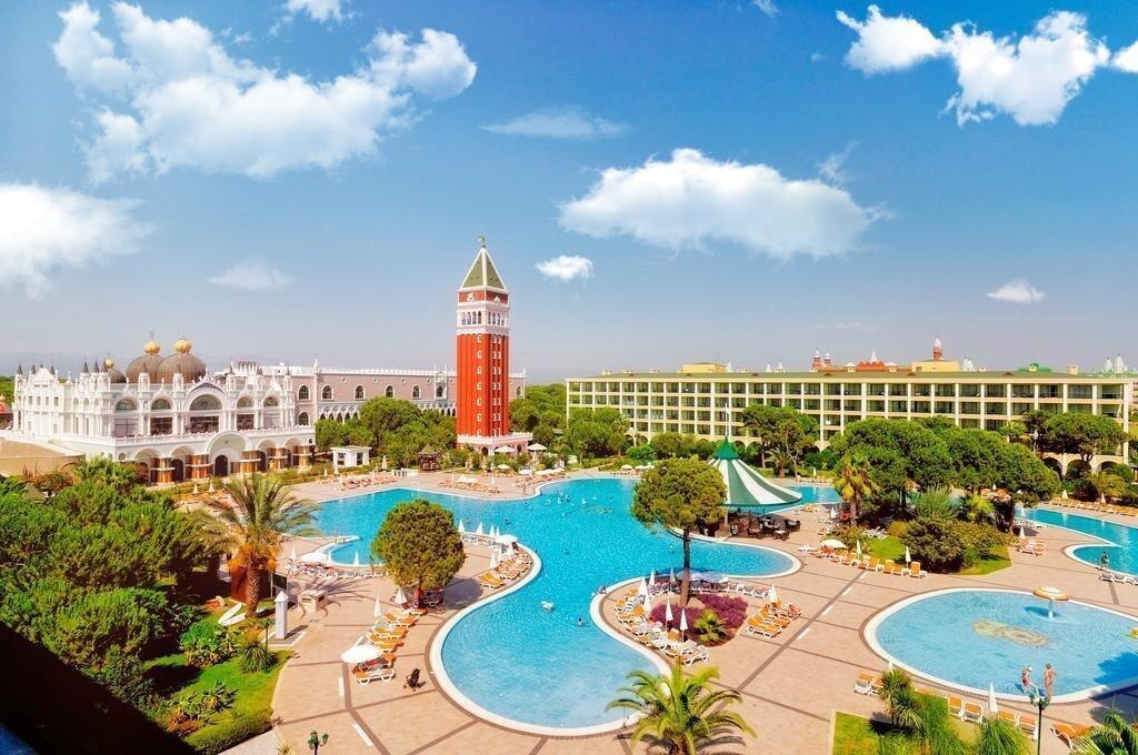 Фото Venezia Palace Deluxe Resort Hotel 5*