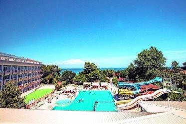 Asdem Beach (ex. Carelta Beach Resort & SPA) 4*, Турция, Бельдиби