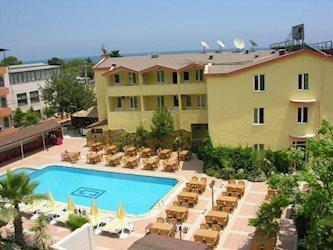 More Hotel 3*, Турция, Бельдиби