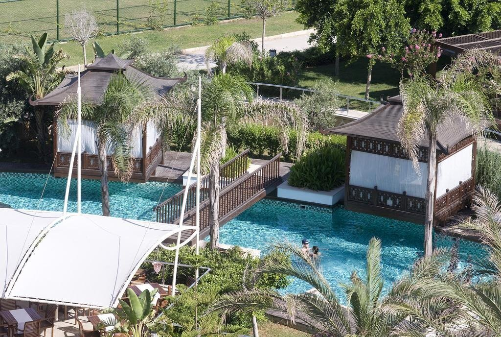 Фото Crystal Family Resort & SPA 5*