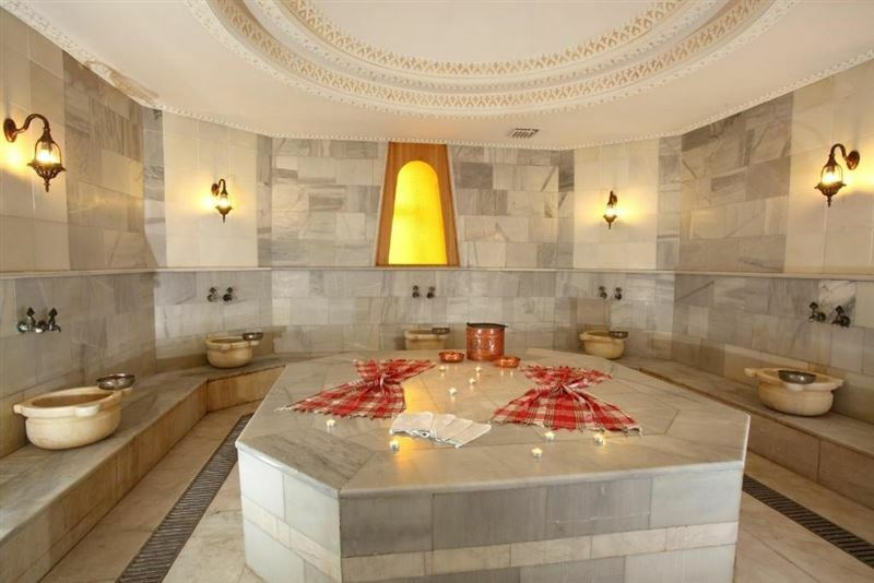 Отель Bodrum Bay Resort (ex. Club Virgin) Бодрум