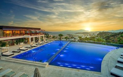 Hillstone Bodrum Hotel & Spa 5*, Турция, Бодрум