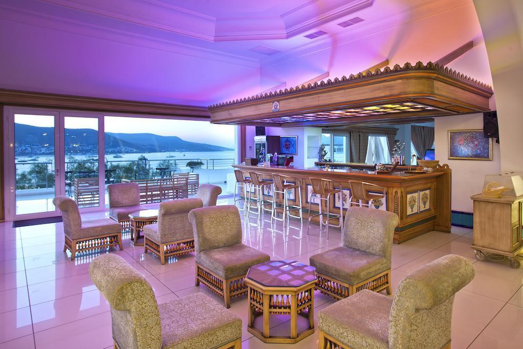 Отель Salmakis Beach Resort And SPA Бодрум