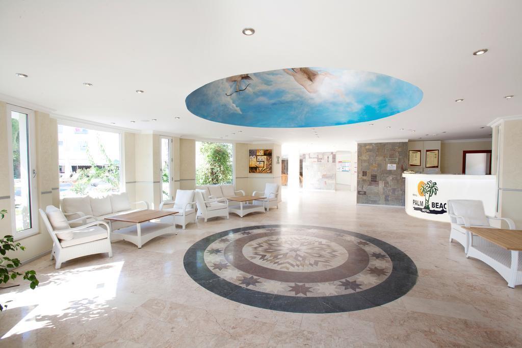 Отель Royal Palm Beach Турция Бодрум