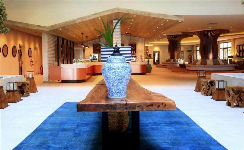 Отель D + Seya Beach Hotel Чешме