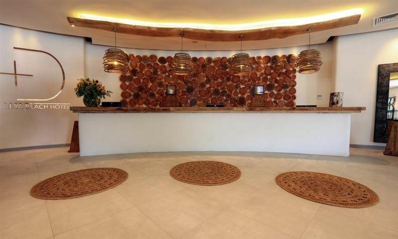 Фото D + Seya Beach Hotel Турция Чешме