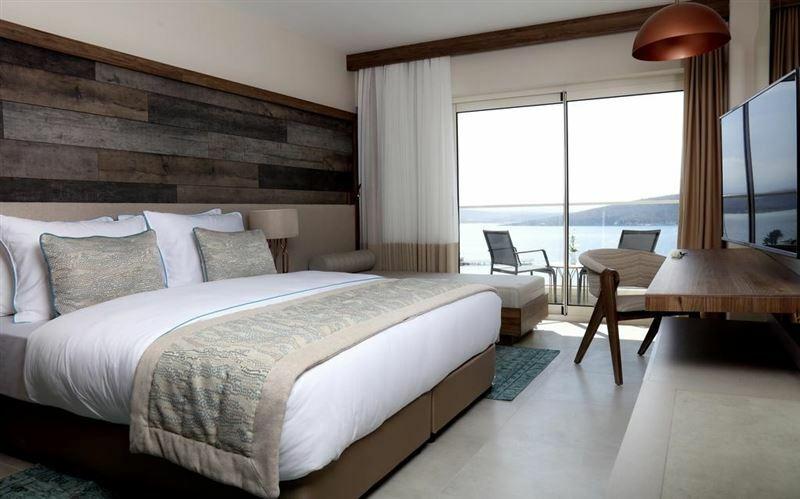 Отель D + Seya Beach Hotel Турция Чешме