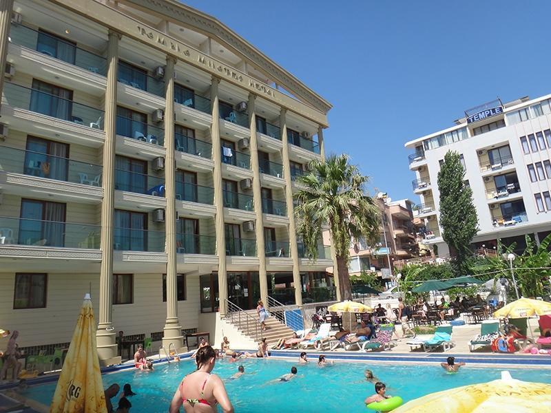 Фото Temple Miletos Hotel 3*