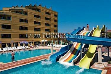Esra Hotel Family Suites 3*, Турция, Дидим