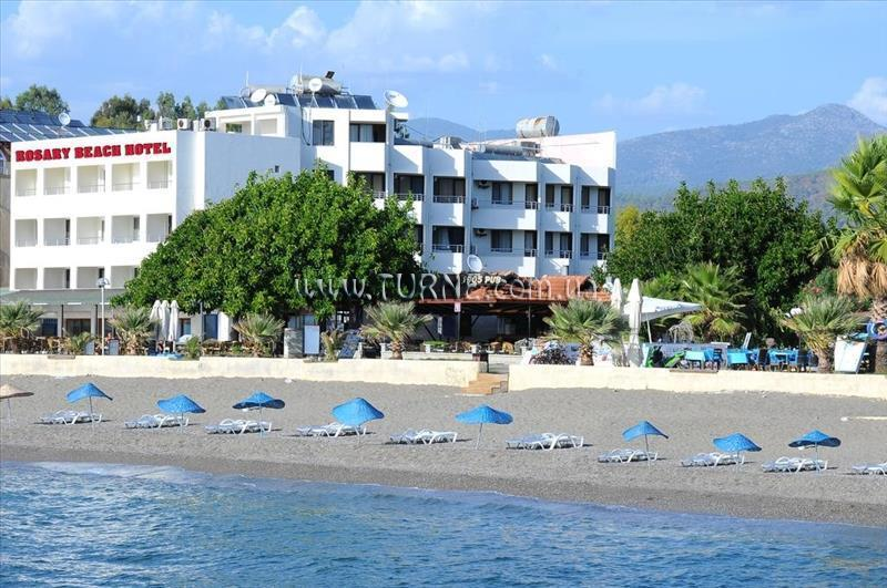 Фото Rosary Beach Hotel 3*
