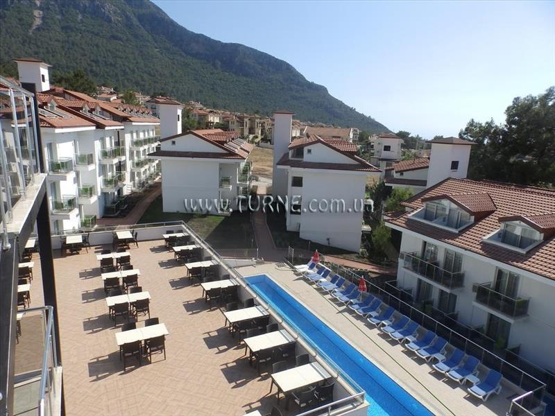 Фото Sun Shine Holiday Resort Fethiye 4*