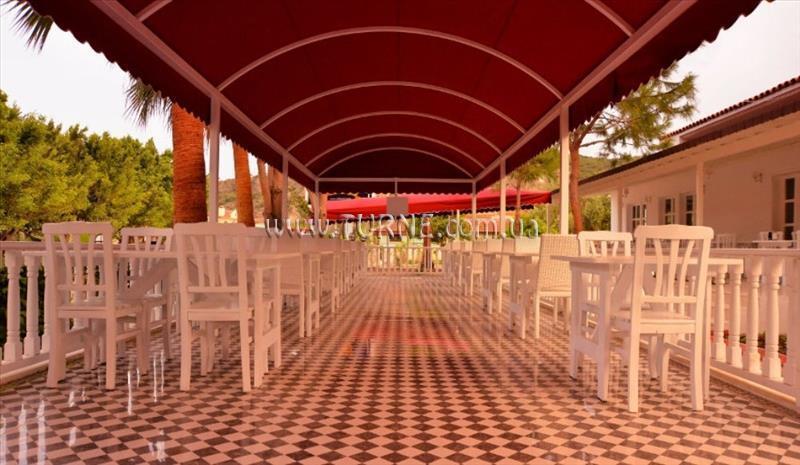 Фото White Hotel Fethiye 3*
