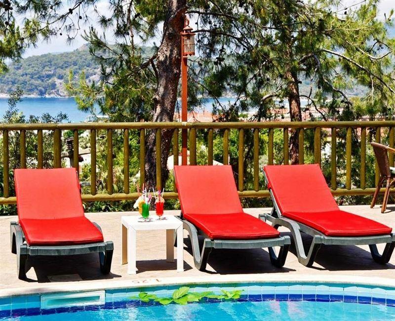 Фото Symbola Oludeniz Beach Hotel 3*