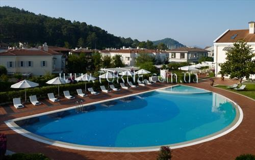 Фото Swissotel Gocek Marina Resort 4*