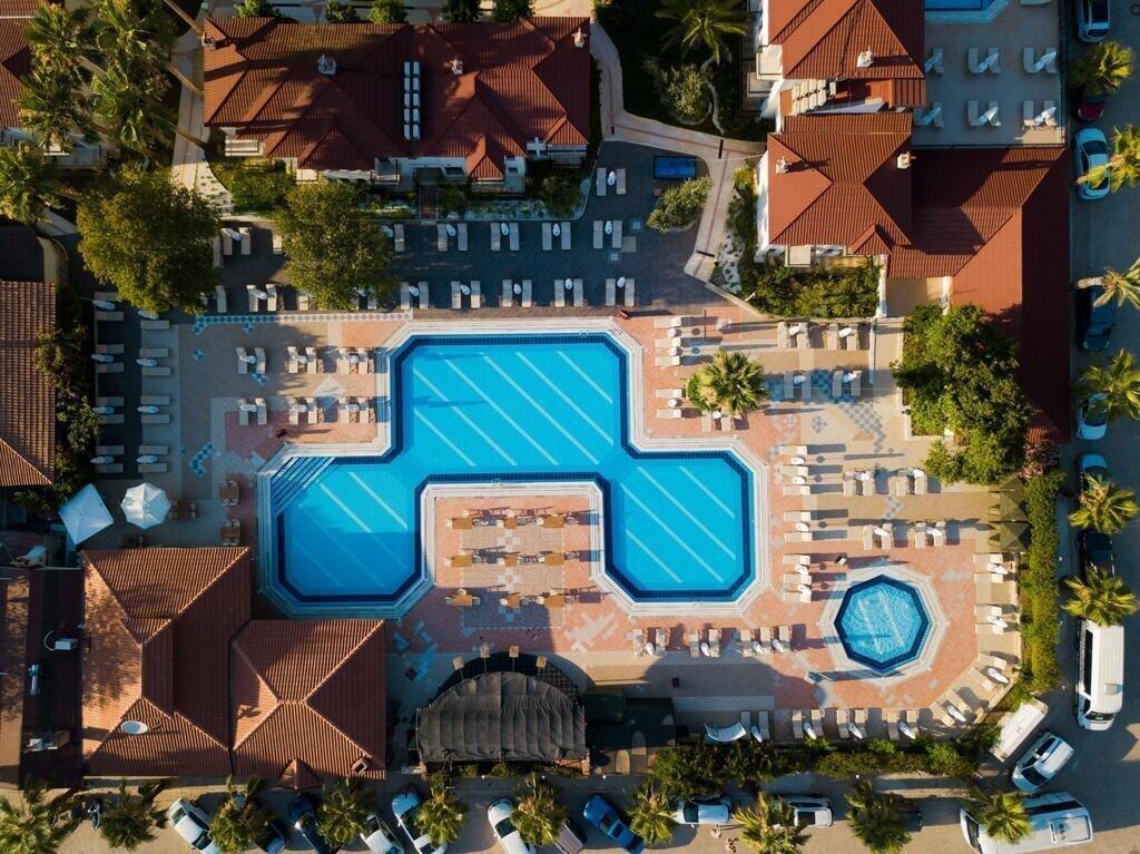Фото Liberty Hotels Oludeniz 4*