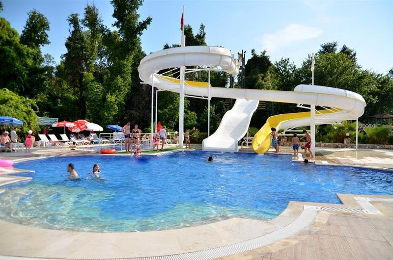 Фото Lykia Botanika Beach Fun & Club Турция Фетхие