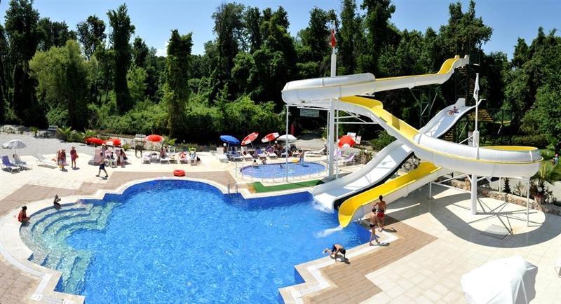Отель Lykia Botanika Beach Fun & Club Турция Фетхие