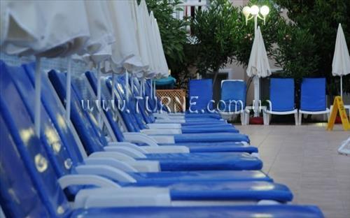 Фото Turquoise Hotel 3*