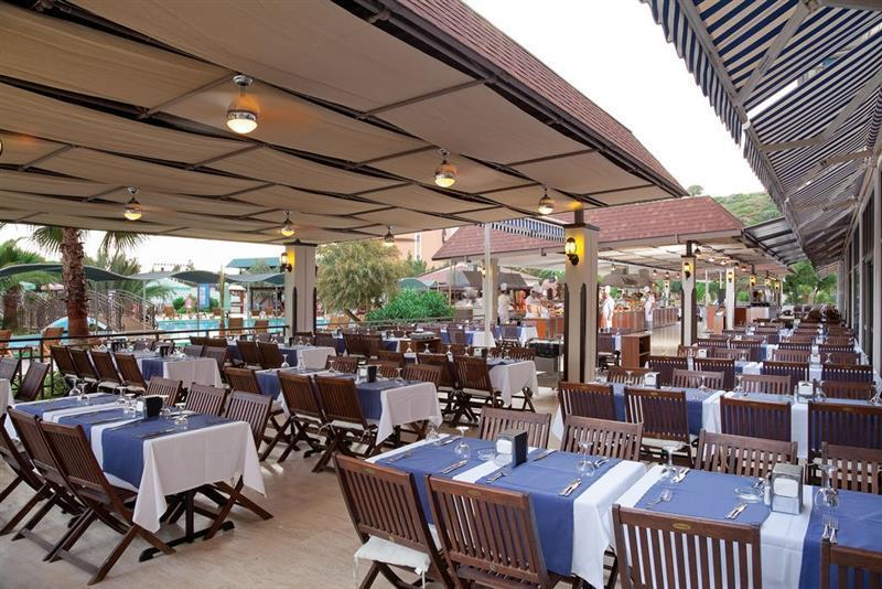 Отель Cactus Club Yali Измир
