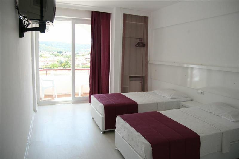 Отель Scala Nuova Inkim Hotel Измир