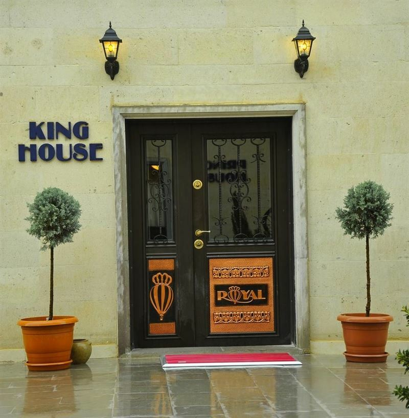 Отель Royal Stone Houses Каппадокия