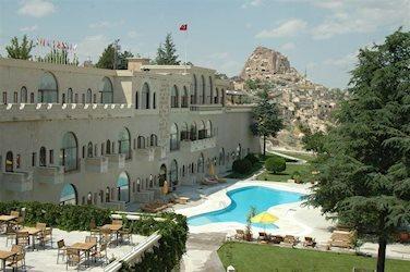 Uchisar Kaya 4*, Турция, Каппадокия