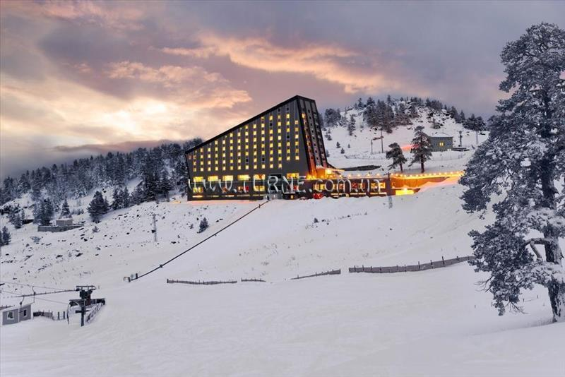 Kaya Palazzo Ski Mountain Resort* Карталкая