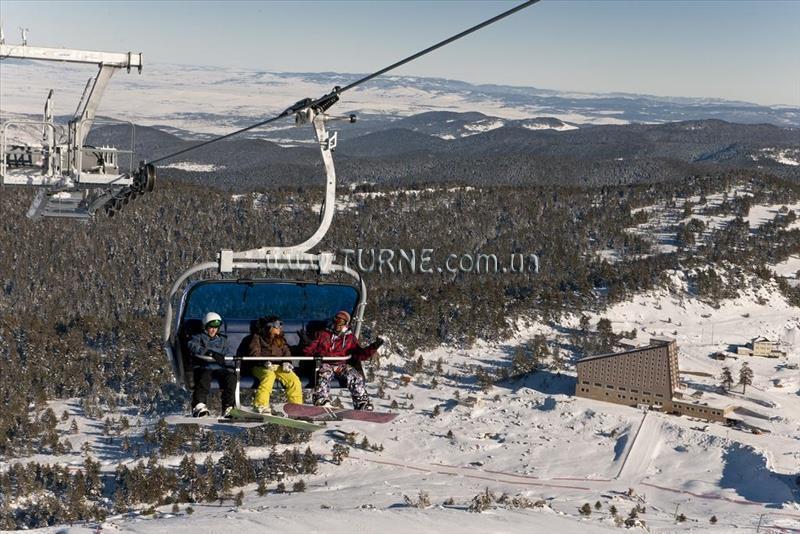 Фото Kaya Palazzo Ski Mountain Resort Турция