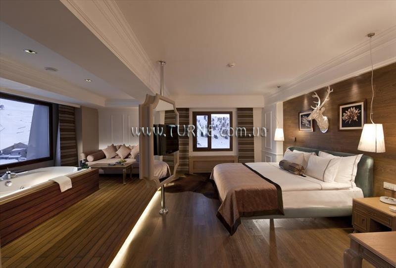 Отель Kaya Palazzo Ski Mountain Resort* Карталкая