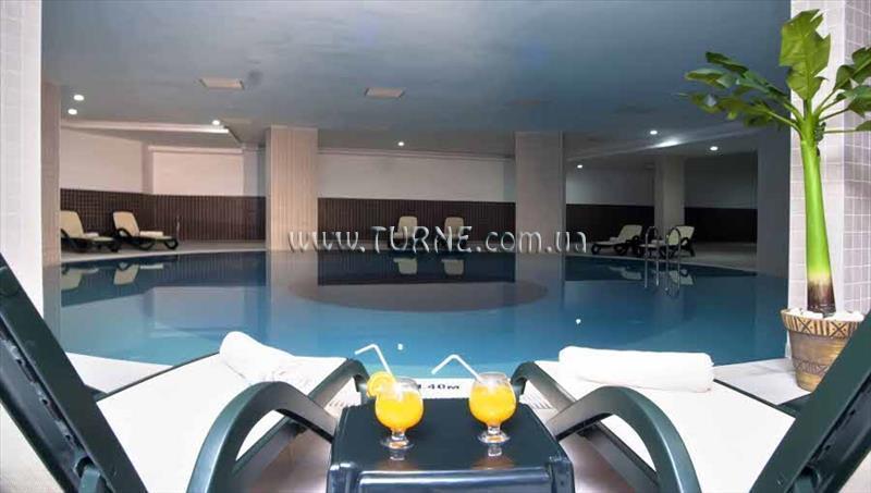 Отель Royal Towers Resort Кемер