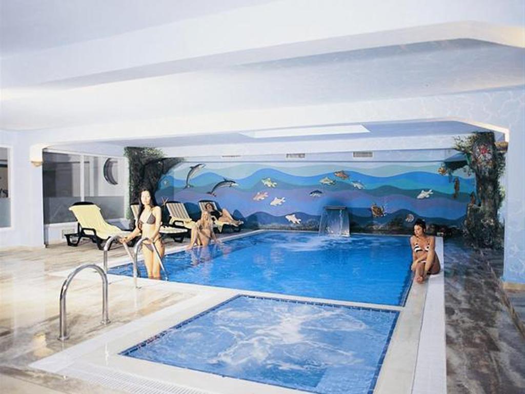 Фото Himeros Life Hotel (ex. Magic Hotel) Кемер