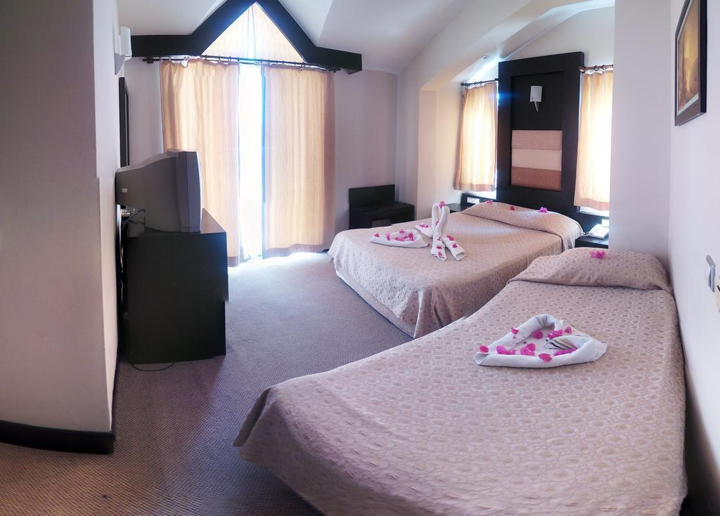 Himeros Life Hotel (ex. Magic Hotel) Кемер
