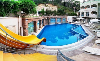 Himeros Life Hotel (ex. Magic Hotel) 4*, Турция, Кемер
