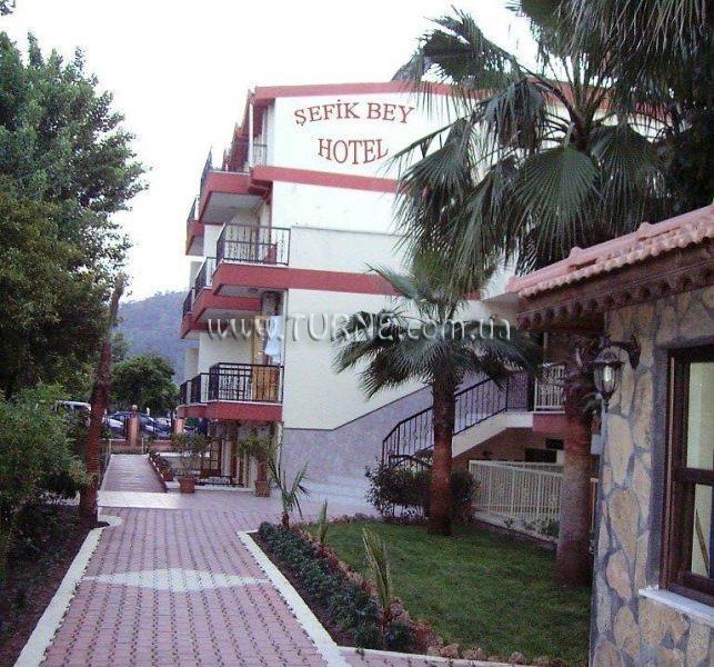 Фото Sefikbey Hotel Кемер