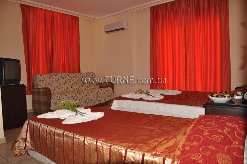 Отель Sefikbey Hotel Кемер