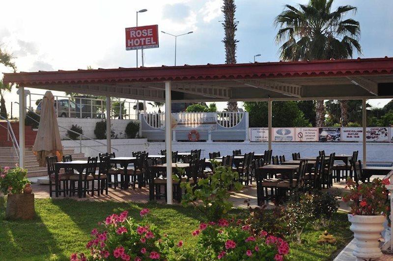 Rose Hotel Кемер