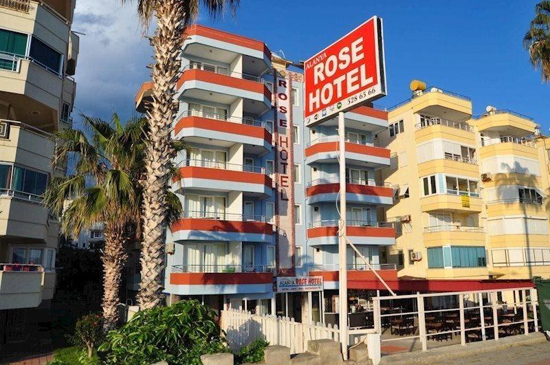 Отель Rose Hotel Кемер