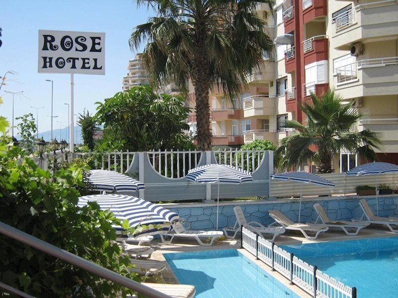 Фото Rose Hotel Турция Кемер