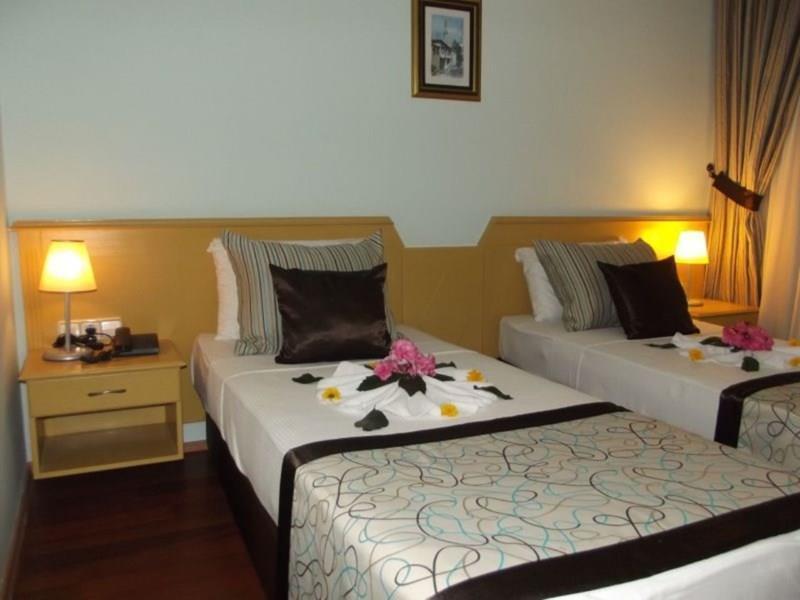 Отель Rios Beach Hotel Турция Кемер
