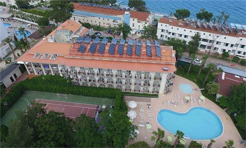 Отель Rios Beach Hotel Кемер
