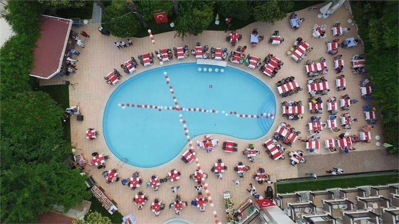 Фото Rios Beach Hotel Кемер